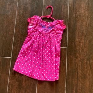 Cute toddlers dress 12-18 months